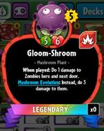 Beta Stats Gloom-shroom