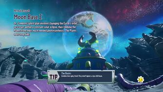 Moon Base Z loading screen