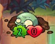 Dead Zombie PvZH