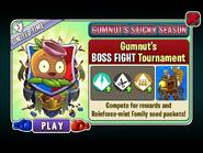 Gumnut's Sticky Season - Gumnut's BOSS FIGHT Tournament