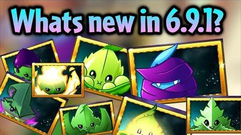 Plants vs. Zombies 2 Whats new in the Next Update 6.9.1