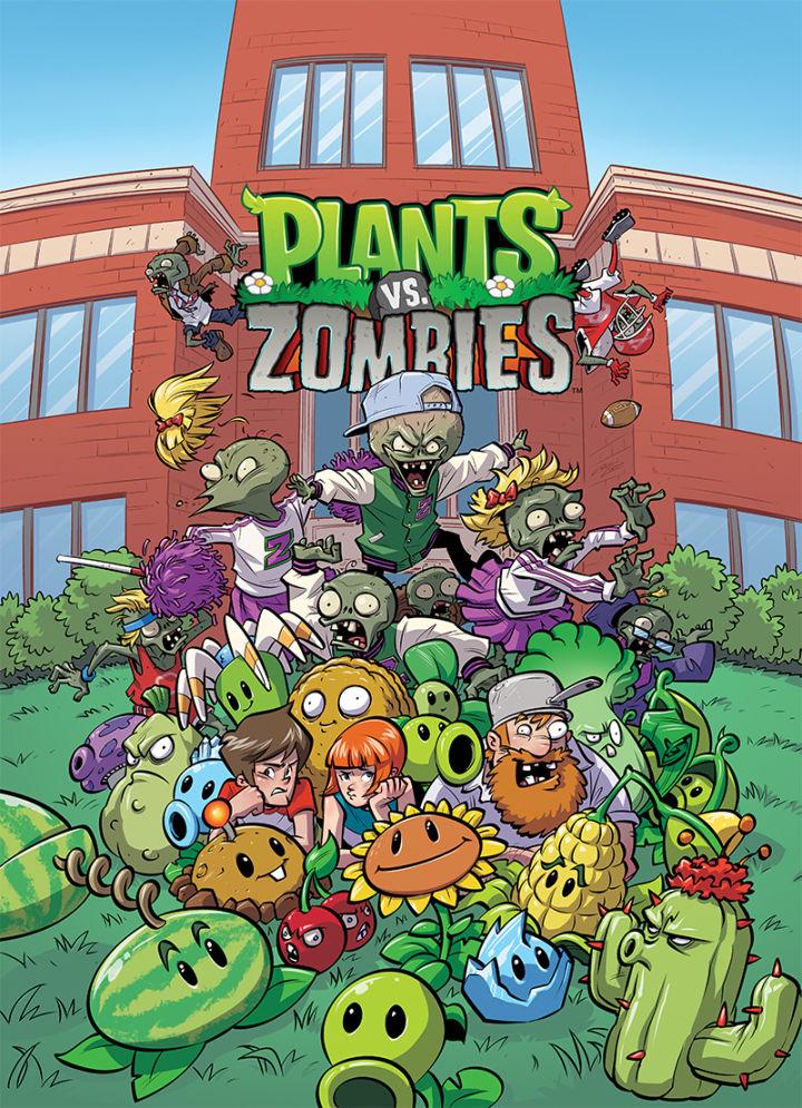 Plants vs. Zombies: Bully For You | Plants vs. Zombies Wiki | FANDOM ...