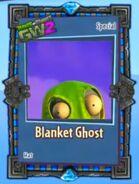 Blanket Ghost card