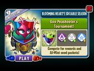 Blooming Heart's Sociable Season - Goo Peashooter's Tournament