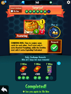 Haunted Pumpking Daily Challenge