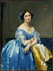 Joséphine-Éléonore-Marie-Pauline de Galard de Brassac de Béarn (1825–1860), Princesse de Broglie MET DT717
