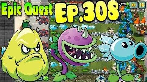 Plants vs. Zombies 2 Land War - Epic Quest (Ep