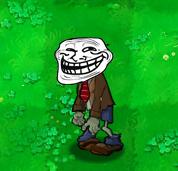 Troll Face Zombie