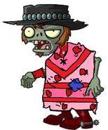 Valenbrainz poncho zombie
