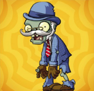 Victorian Zombie