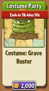 Grave Buster Sombrero in Store