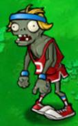 Polevault zombie after vault