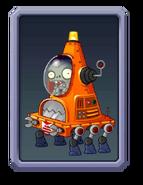 Robo-Cone Zombie Icon2