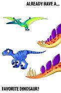 Fav Dino