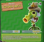 Guisante Sheriff descripción GW2