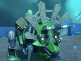 Infinite Robot