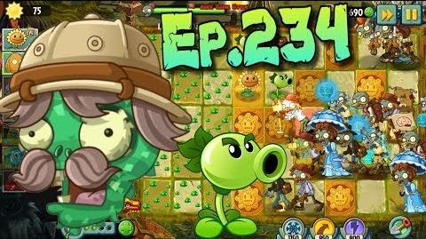 Plants vs. Zombies 2 Survive on Dave's mold colonies - Lost City Day 30 (Ep