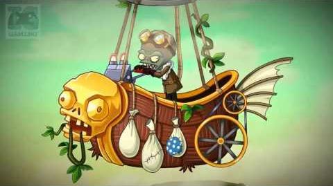 Plants vs Zombies 2 - Lost City Zomboss OST Revealed