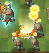 Shine Vine Plant Food 3x3 Effect