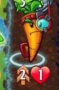 Double Strike carrotron
