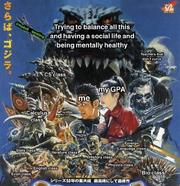 Godzilla Final Exams