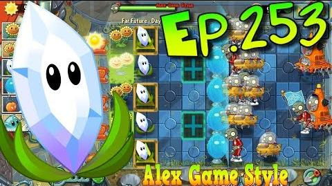 Plants vs. Zombies 2 Got a new Plant Magnifying Grass - Far Future Day 17 (Ep