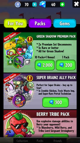 File:PvZ Heroes Card Shop For You Section.png