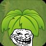 File:Trollface Umbrella Leaf.png