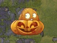 Explode-O-Nut Pumpkin