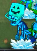 Frozen Lawn of Doom Buckethead