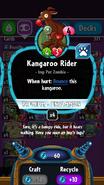 Kangaroo Rider stats