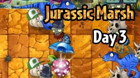 Jurassic Marsh Discussion 19 Plants Vs Zombies Wiki Fandom