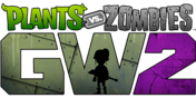 Plants vs Zombies GW2 Logo