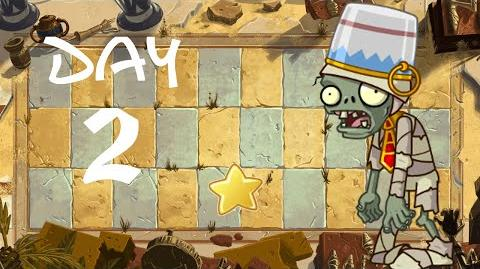 PvZ All Stars - Ancient Egypt Day 2
