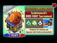 Tumbleweed's Rumble Season -Tumbleweed's BOSS FIGHT Tournament