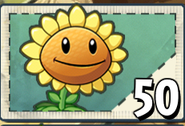 SunflowerPvZ2SeedPacket