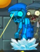 Frozen Labor Zombie