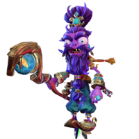 Icon Wizard Skin Djinn Large