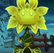 Sunflower queen