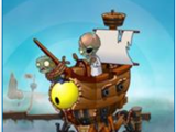 Dr. zombi pirata
