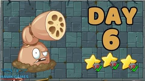 Plants vs Zombies 2 China - Steam Ages Day 6