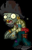 Swashbuckler Zombie