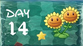 Android Plants vs. Zombies All Stars - Pirate Seas Day 14