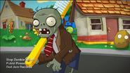 Toothbrush zombie 3