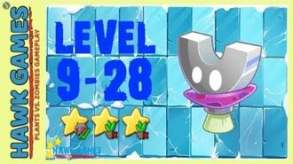 V1.0.81 Plants vs. Zombies All Stars - Viking World Level 9-28