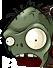 Zombie gargantuar head