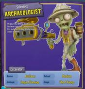 Archaeologist
