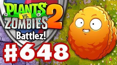 Battlez! Explode-O-Nut! - Plants vs. Zombies 2 - Gameplay Walkthrough Part 648