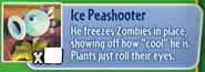 Ice Peashooter