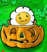Marigold pumpkin